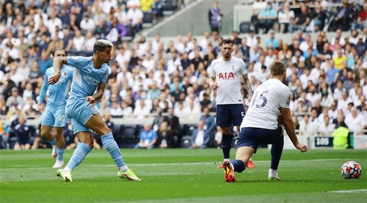 TRỰC TIẾP Tottenham 1-0 Man City (H2): Đội khách đẩy cao đội hình - Bóng Đá