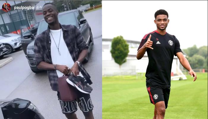 Man Utd cùng lúc đón thêm 2 cái tên trở lại Carrington tập luyện - Bóng Đá