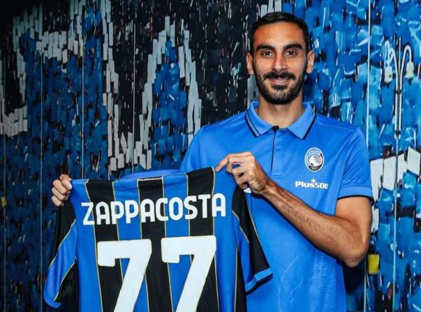 OFFICIAL: Atalanta Bring Back Davide Zappacosta from Chelsea - Bóng Đá