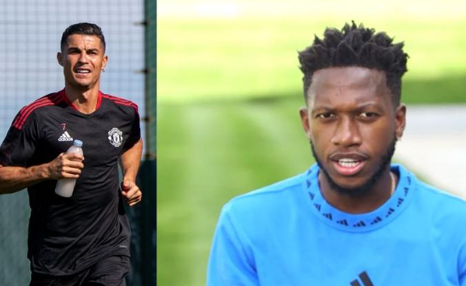 Ronaldo trở lại Man Utd, Fred nói lời ruột gan - Bóng Đá