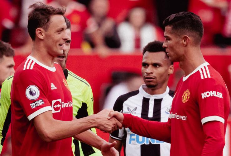 Matic chỉ ra điều khác biệt khi có sự xuất hiện của Ronaldo - Bóng Đá