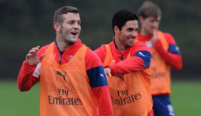 Wilshere hồi đáp lời mời trở lại Arsenal tập luyện của Arteta - Bóng Đá