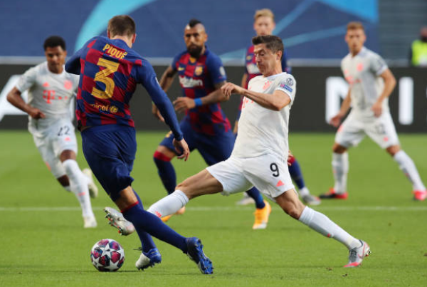 5 điểm nóng quyết định thành bại trận Barcelona vs Bayern Munich - Bóng Đá