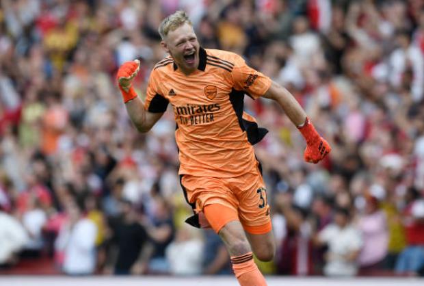 Ra mắt ấn tượng, Ramsdale vẫn chưa lạc quan với tương lai ở Arsenal - Bóng Đá