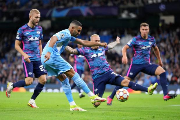 Man City hạ gục Leipzig trong bữa tiệc có đến 9 bàn thắng - Bóng Đá