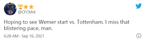 CĐV Chelsea kêu gọi Tuchel cho 1 cái tên đá chính trận Tottenham - Bóng Đá