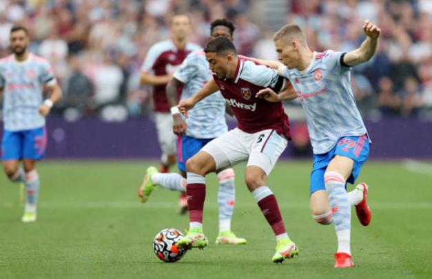 TRỰC TIẾP West Ham 0-0 Man Utd (H1): Đội khách chiếm ưu thế - Bóng Đá