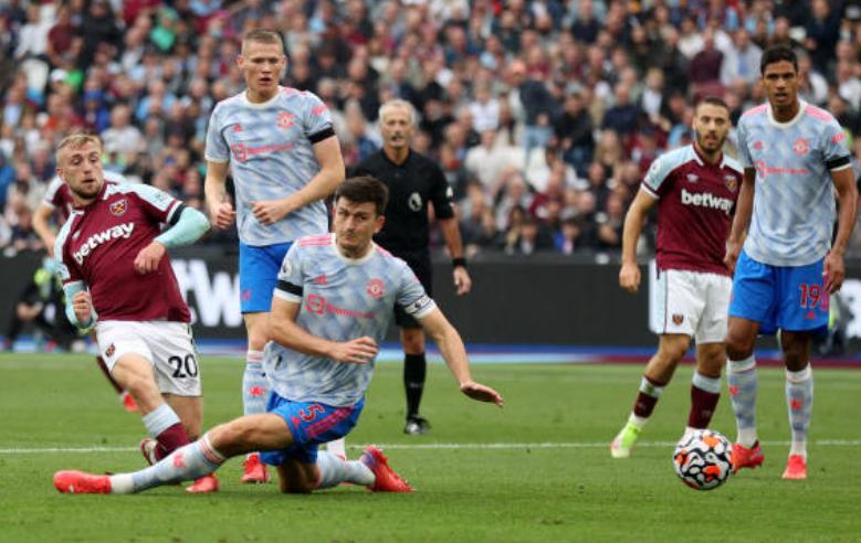 TRỰC TIẾP West Ham 1-1 Man Utd (H1): Ronaldo quân bình tỷ số - Bóng Đá