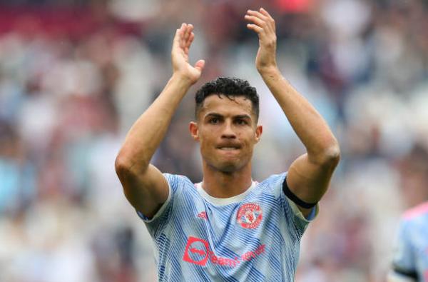 Ronaldo gửi thông điệp đến NHM Man Utd sau trận West Ham - Bóng Đá