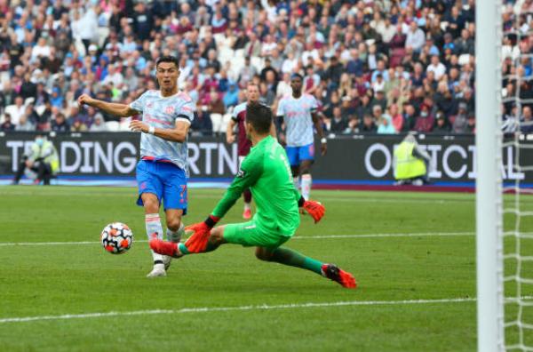 6 con số nói lên sự thống trị của Ronaldo ở Ngoại hạng Anh hiện tại - Bóng Đá