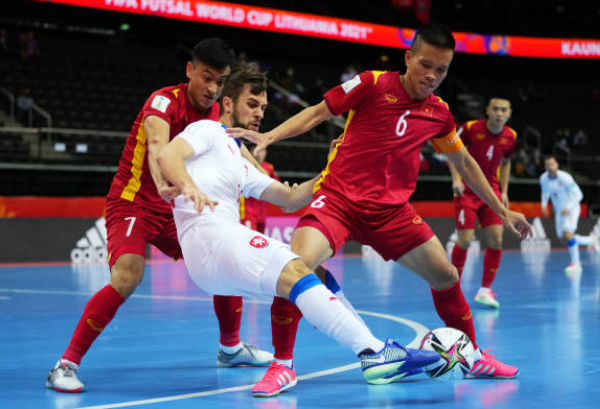 FIFA và AFC ca ngợi ĐT Futsal Việt Nam sau khi giành vé dự vòng 1/8 - Bóng Đá