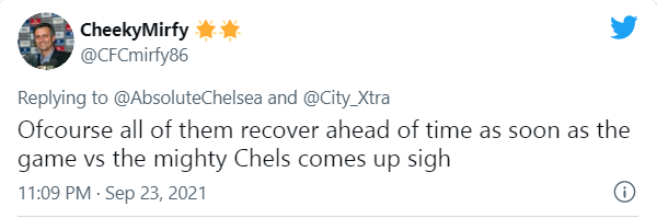 CĐV Chelsea lo lắng trước thông tin lực lượng từ Man City - Bóng Đá