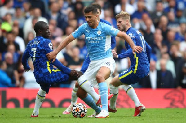 4 điều có thể bạn bỏ lỡ trận Chelsea 0-1 Man City: Pep xoá dớp trước Tuchel - Bóng Đá