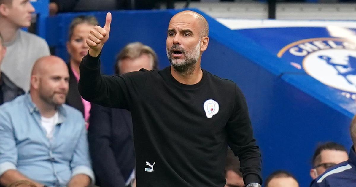 Chelsea bại trận trước Man City, Pep Guardiola chỉ ra lý do - Bóng Đá