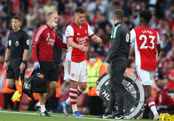 Mikel Arteta lo sót vó vì chấn thương của máy quét tuyến giữa Arsenal - Bóng Đá
