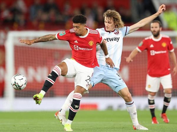 55 cú sút = 0 bàn thắng: Hồi chuông báo động cho hàng công Man Utd - Bóng Đá