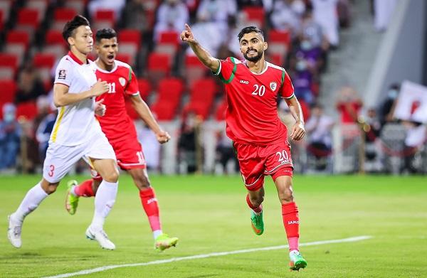 ĐT Việt Nam thua Oman, trang chủ AFC đã nói gì? - Bóng Đá