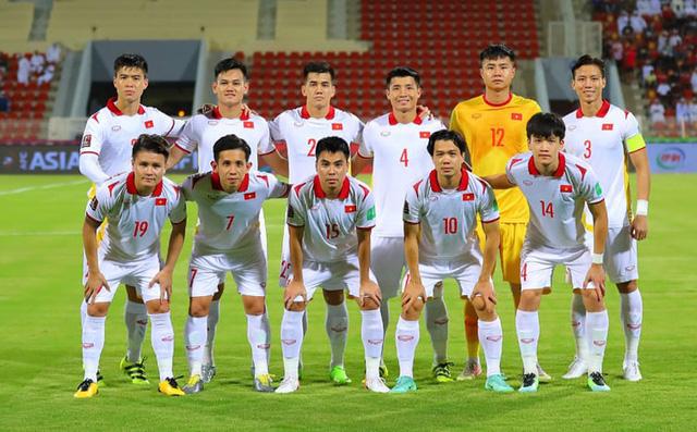 ĐT Việt Nam tụt hạng trên BXH FIFA sau 2 thất bại - Bóng Đá