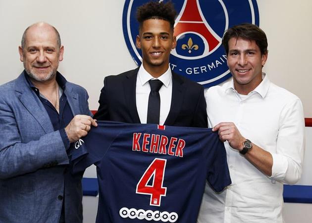 CHÍNH THỨC: PSG chiêu mộ sao mai Schalke 04 với giá SỐC - Bóng Đá
