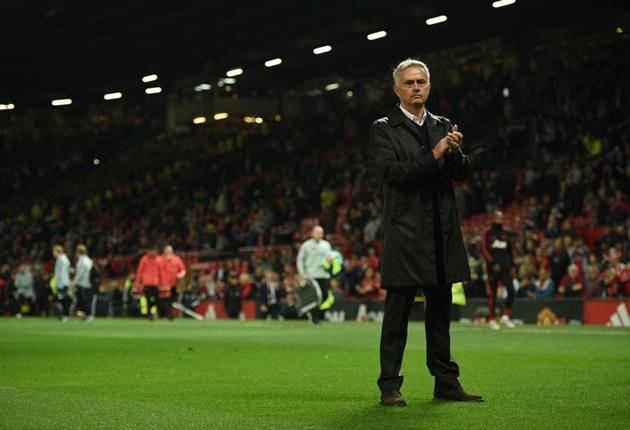 Phải chăng Mourinho đang