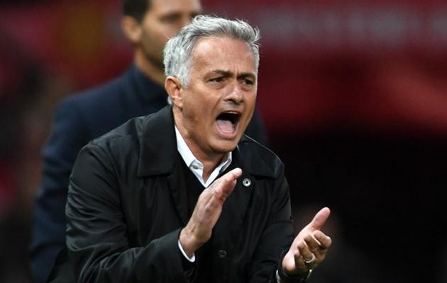 ronaldo, mourinho - Bóng Đá