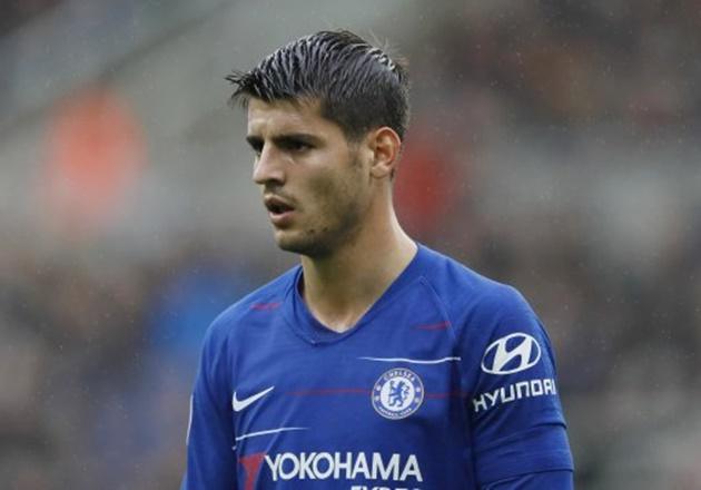 'Đó là một mùa giải thảm họa và tôi từng có ý nghĩ rời Chelsea' (morata) - Bóng Đá