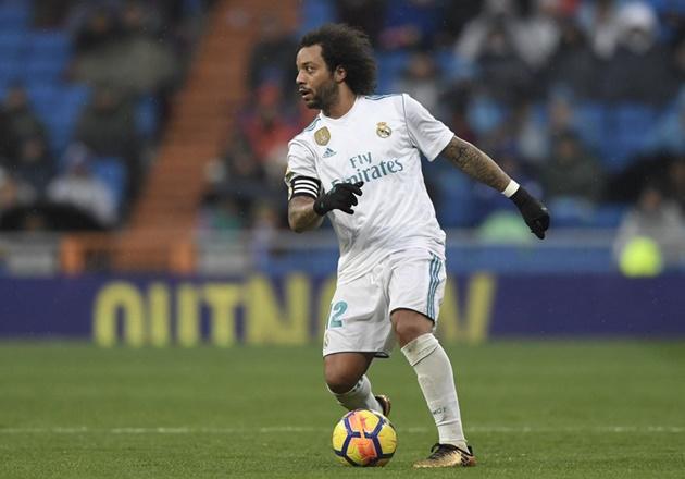 NÓNG: Real Madrid ra quyết định quan trọng cho tương lai Marcelo - Bóng Đá