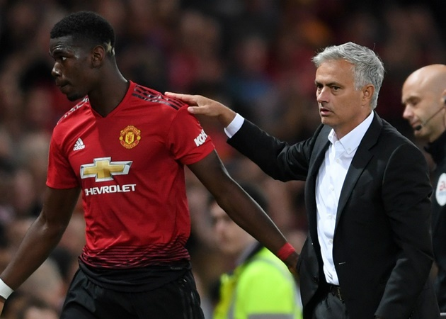 pogba đang cố muốn man utd chọn mình hoặc mourinho - Bóng Đá
