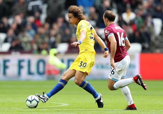 Hòa bạc nhược, David Luiz lên tiếng lí giải nguyên nhân - Bóng Đá