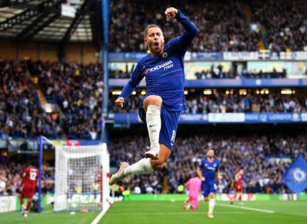 Fan Liverpool chỉ đích danh cái tên mắc sai lầm trong bàn thắng của Hazard - Bóng Đá