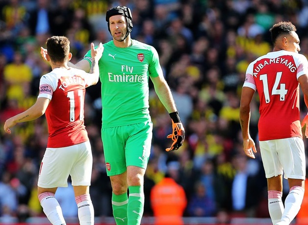 Cech có thể bỏ lỡ bao nhiêu trận đấu của Arsenal vì chấn thương? - Bóng Đá