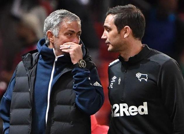 Frank Lampard nói về tình hình khó khăn của Mourinho - Bóng Đá