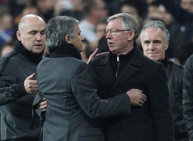 Owen chỉ ra điểm Mourinho thua xa Sir Alex Ferguson - Bóng Đá