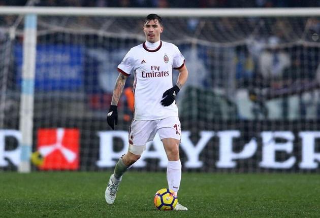 Romagnoli tuyên bố không muốn rời AC Milan - Bóng Đá