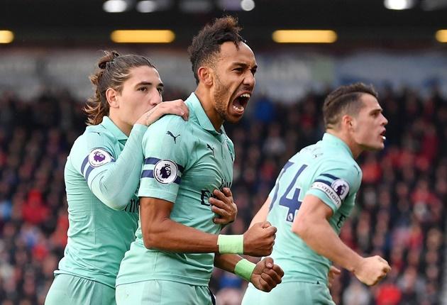 Arsenal lập kỷ lục gây sốc dưới thời Emery - Bóng Đá