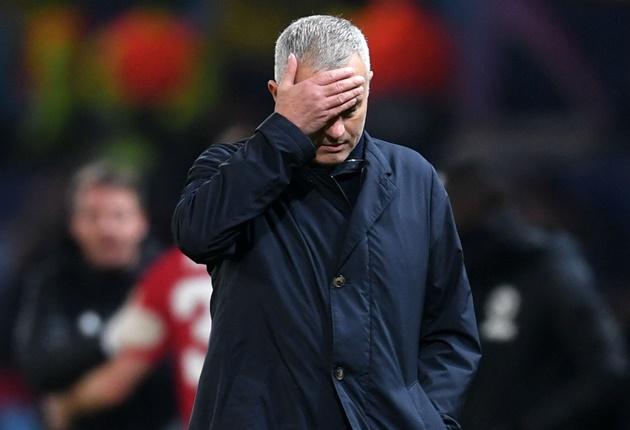 Mourinho đang dần 'hết phép' tại Man Utd? - Bóng Đá