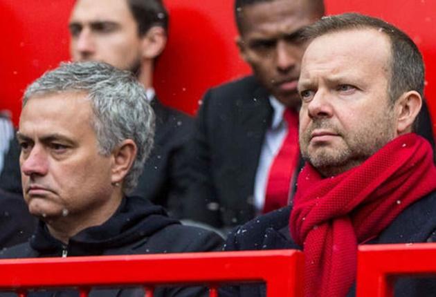Xong! Ed Woodward làm rõ lập trường về tương lai Mourinho - Bóng Đá