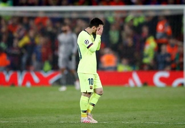 5 sai lầm khiến Barca bị loại khỏi C1: Valverde là một gã 'hèn nhát'? - Bóng Đá