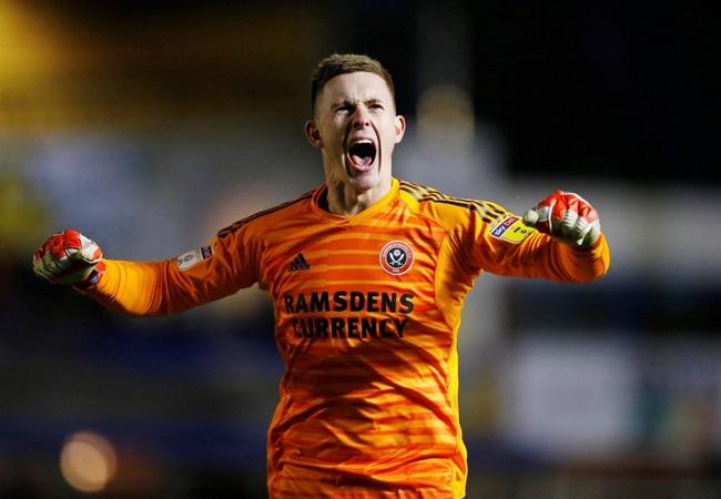 Chris Wilder: Man Utd are happy if Dean Henderson back to Sheffield - Bóng Đá