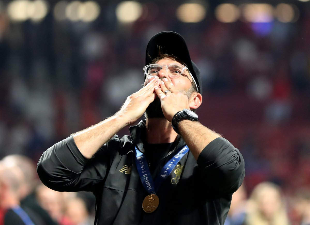 Klopp: English clubs won't dominate Champions League again - Bóng Đá