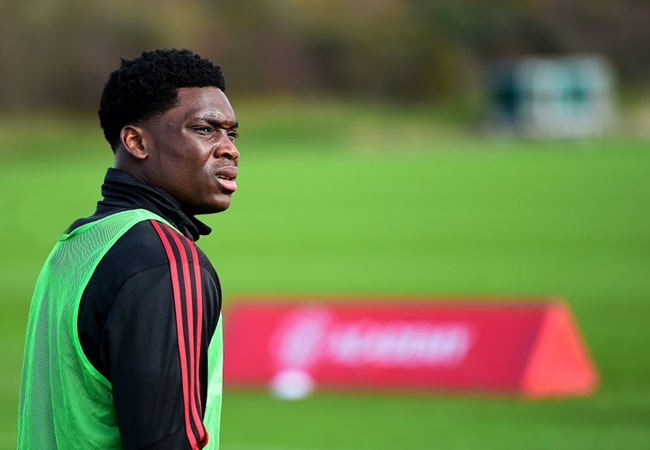 The five Manchester United young prospects supporters will soon hear more about - Bóng Đá
