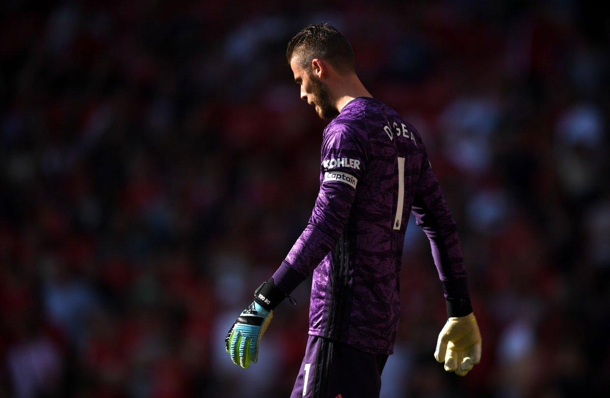 De Gea: You are more under the microscope when you're a goalkeeper - Bóng Đá