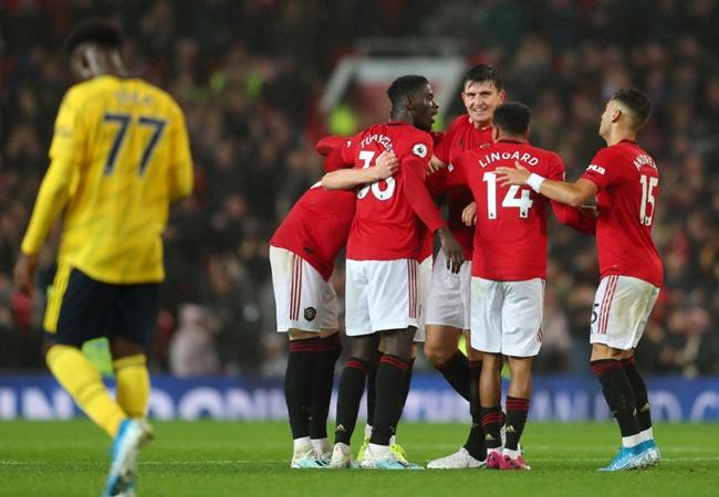 'Old school McTominay has shaken off Man Utd stick' – Fletcher sees Scot as first name on the team sheet - Bóng Đá