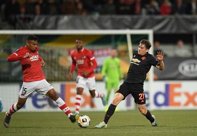 'Ngựa quen đường cũ', Man Utd sẽ lại 'hiện nguyên hình' trước Partizan? - Bóng Đá