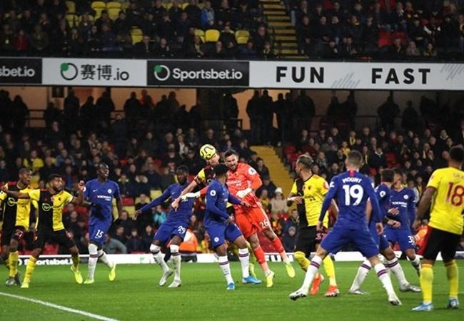 Watford goalkeeper Ben Foster has more shots on target than Manchester United star Jesse Lingard this season - Bóng Đá