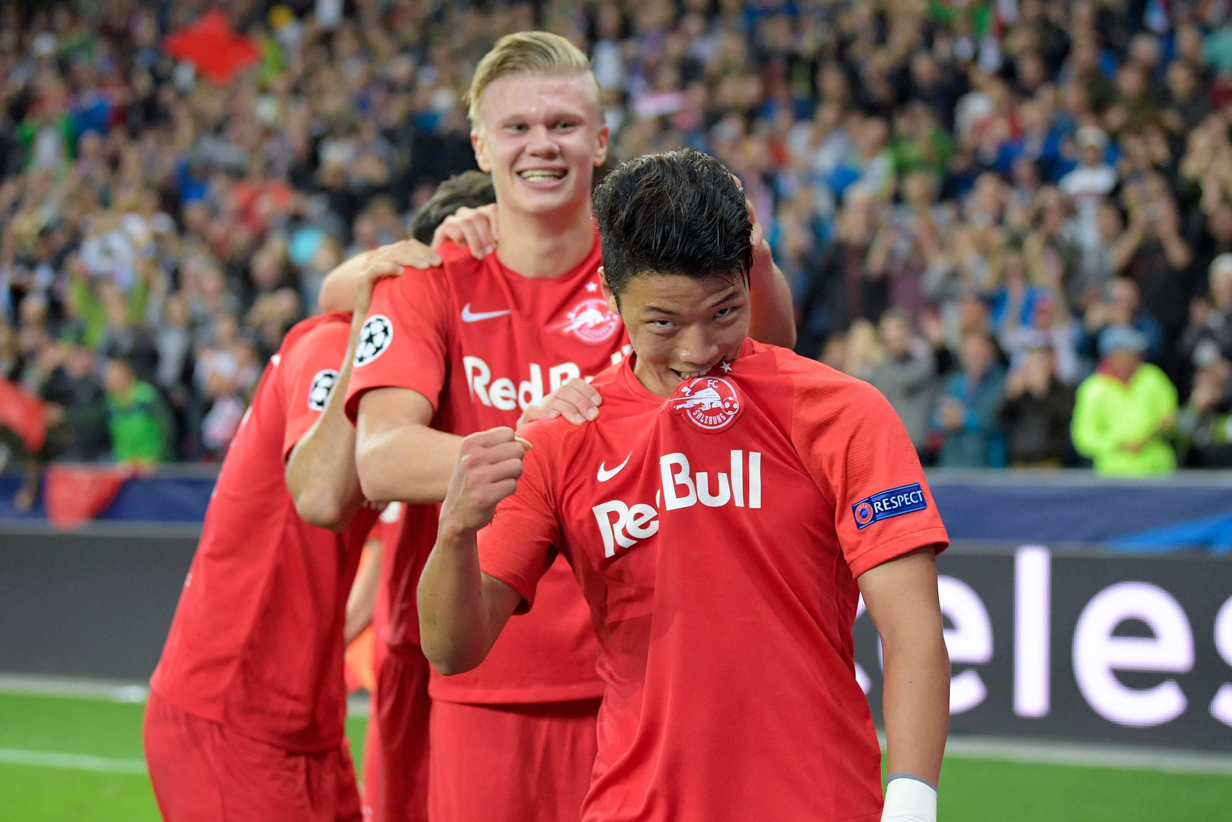 Forwards Man Utd could sign if they miss out on Erling Haaland - Bóng Đá
