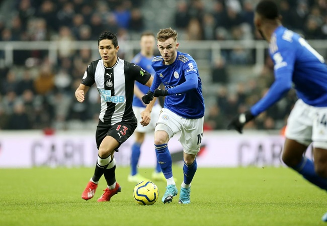 James Maddison will be at Leicester beyond January, says Rodgers - Bóng Đá