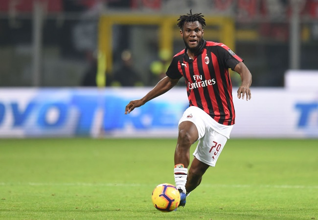 AC Milan set price for Arsenal to sign Franck Kessie this January - Bóng Đá
