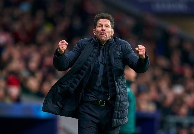 'Quái kiệt' Diego Simeone giúp Atletico Madrid đánh bại Liverpool ra sao? - Bóng Đá