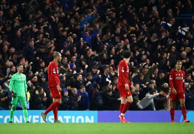 9 thống kê 'khủng khiếp' sau trận Chelsea 2-0 Liverpool: 'Cạn lời' Adrian - Bóng Đá